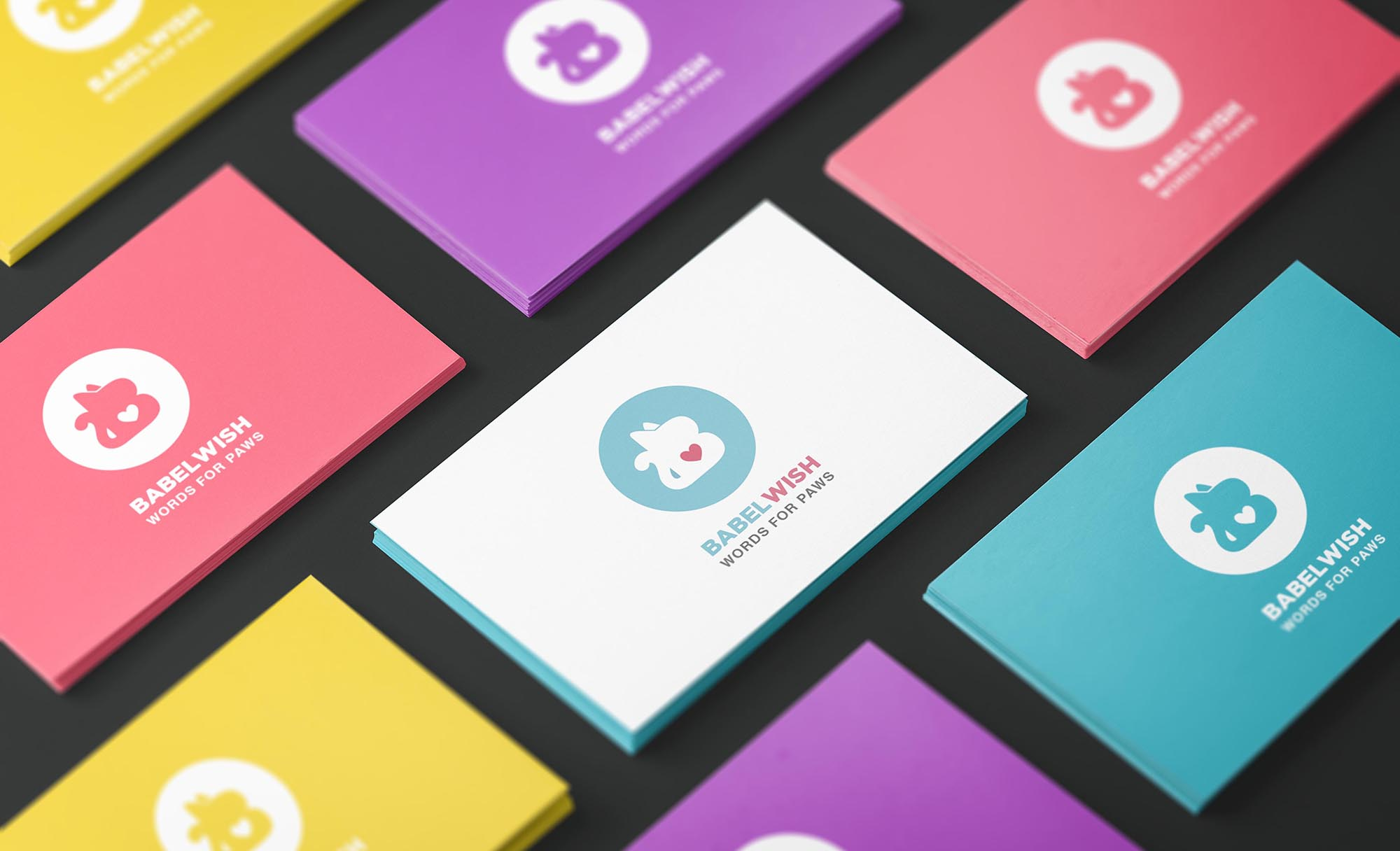 Babel Wish Business Card